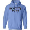 Scotts Tots Hoodie - Carolina Blue - Shipping Worldwide - NINONINE
