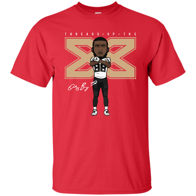Dez Bryant Saints Shirt - Red - Shipping Worldwide - NINONINE
