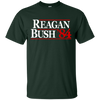 Reagan Bush T Shirt - Forest - Shipping Worldwide - NINONINE