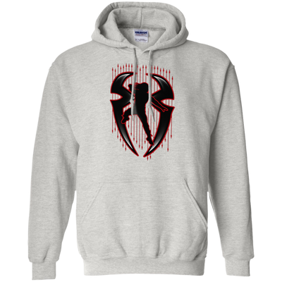 Roman Reigns Hoodie Dark - Ash - Shipping Worldwide - NINONINE