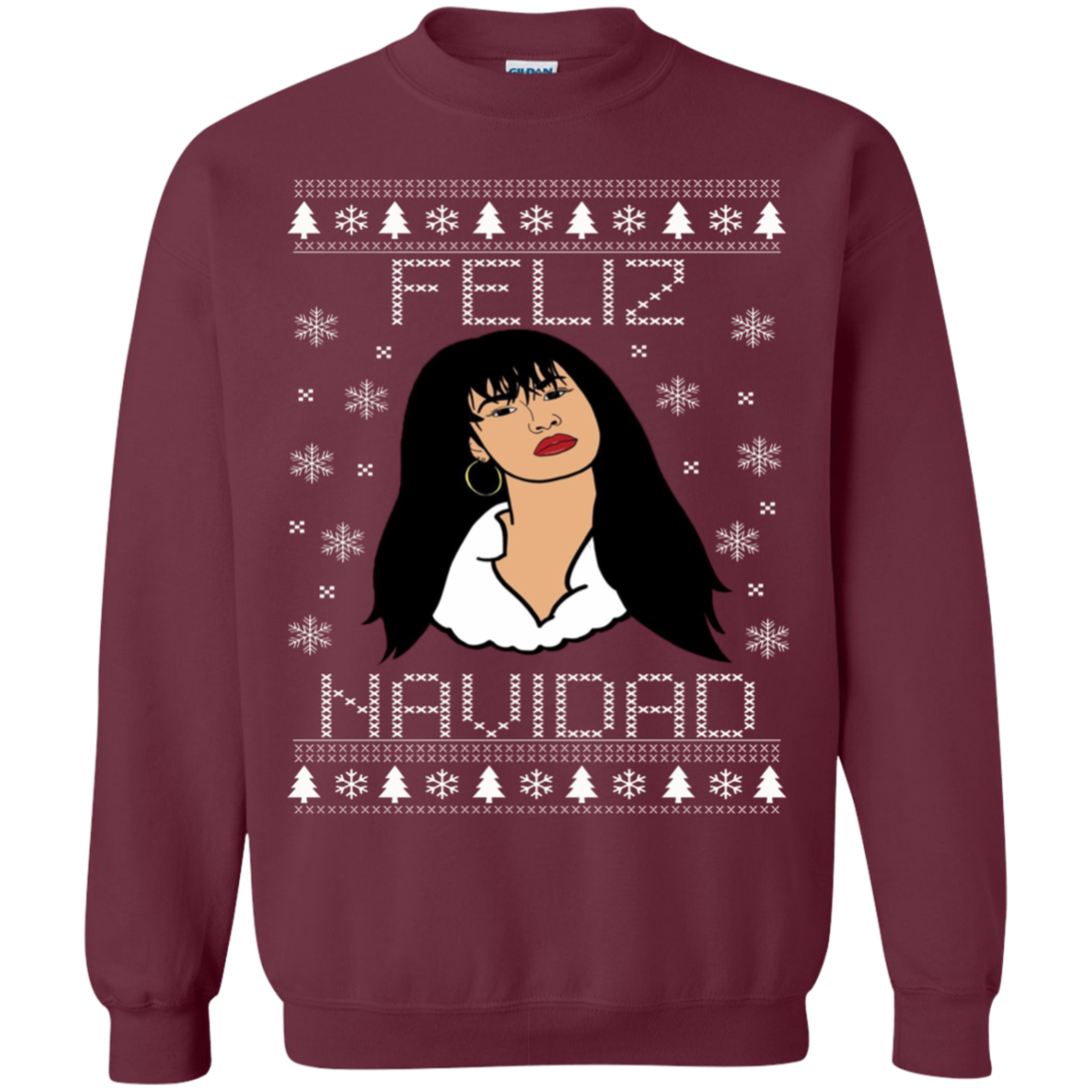 Selena Christmas Sweater