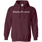 Defeat Poverty Hoodie