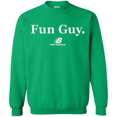 New Balance Fun Guy Sweater - Irish Green - Shipping Worldwide - NINONINE
