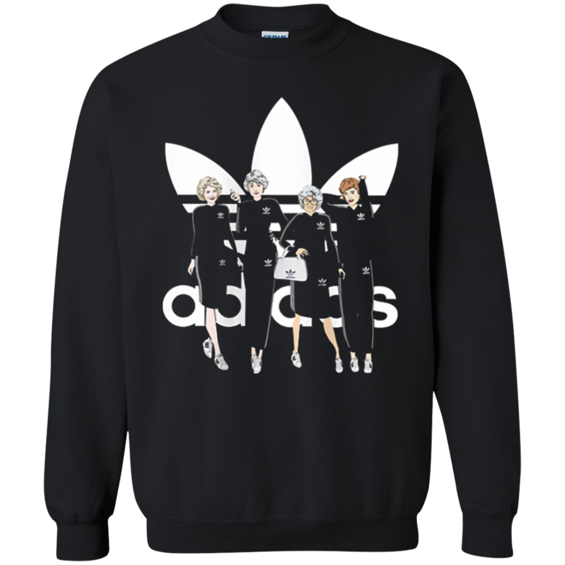 Golden Girls Adidas Sweatshirt