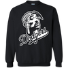 Tupac Dodgers Sweater - Black - Shipping Worldwide - NINONINE