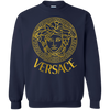 Versace Sweatshirt - Navy - Shipping Worldwide - NINONINE