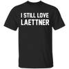 I Still Love Laettner Shirt - Black - Shipping Worldwide - NINONINE