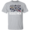 Patriots Boogeymen Shirt - Sport Grey - Worldwide Shipping - NINONINE