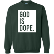 God Is Dope Sweater