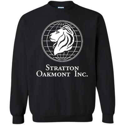 Stratton Oakmont Sweater - Black - Shipping Worldwide - NINONINE