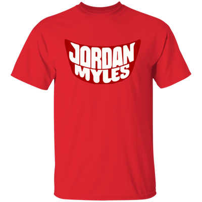 Jordan Myles Shirt - Red - Worldwide Shipping - NINONINE