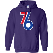 76ers City Edition Hoodie