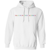 Harry Style Treat People With Kindness Hoodie - White - Shipping Worldwide - NINONINE