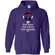 Stan Lee The Man The Myth The Legend Hoodie