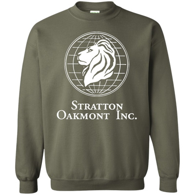 Stratton Oakmont Sweater - Military Green - Shipping Worldwide - NINONINE