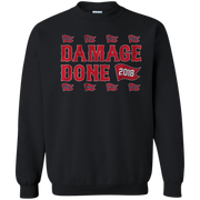 Damage Done Sweater Red Sox Champion 2018