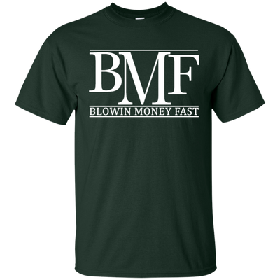 Bmf Shirt - Forest - Shipping Worldwide - NINONINE