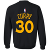 Stephen Curry 30 Sweater - Black - Shipping Worldwide - NINONINE