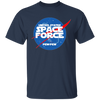 Space Force T Shirt - Navy - Worldwide Shipping - NINONINE