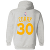 Stephen Curry 30 Hoodie - Ash - Shipping Worldwide - NINONINE
