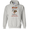 Wkrp Turkey Drop Hoodie 2 - Ash - Shipping Worldwide - NINONINE
