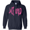 Juice Wrld Hoodie V2 - Navy - Shipping Worldwide - NINONINE