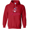 Cleveland Indians Hoodie 2 - Red - Shipping Worldwide - NINONINE