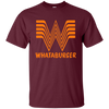 Whataburger Shirt - Maroon - Shipping Worldwide - NINONINE