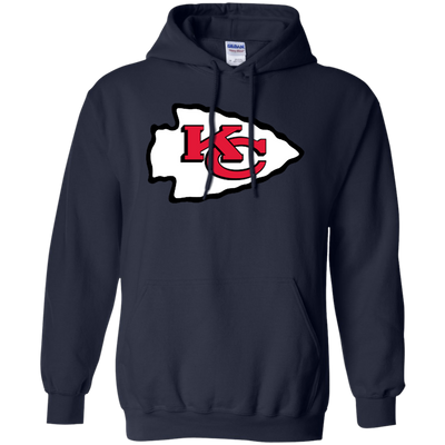 Chiefs Hoodie - Navy - Shipping Worldwide - NINONINE