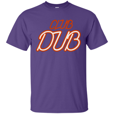 Club Dub Shirt - Purple - Shipping Worldwide - NINONINE