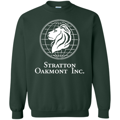 Stratton Oakmont Sweater - Forest Green - Shipping Worldwide - NINONINE