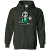 Scary Terry Hoodie V3 - Forest Green - Shipping Worldwide - NINONINE