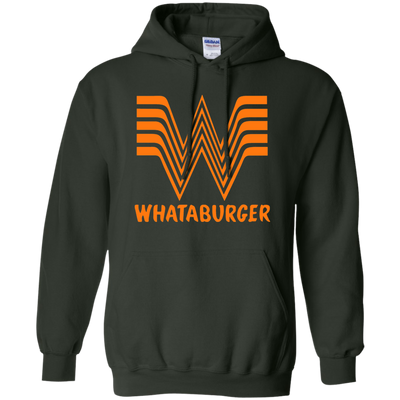 Whataburger Hoodie - Forest Green - Shipping Worldwide - NINONINE