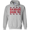 Damage Done Hoodie Red Sox Champion 2018 - Sport Grey - Shipping Worldwide - NINONINE