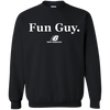 New Balance Fun Guy Sweater - Black - Shipping Worldwide - NINONINE