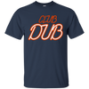 Club Dub Shirt - Navy - Shipping Worldwide - NINONINE
