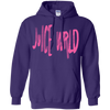 Juice Wrld Hoodie V2 - Purple - Shipping Worldwide - NINONINE