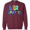 Glory University Sweater - Maroon - Shipping Worldwide - NINONINE