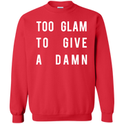 Give A Damn Sweater Sweatshirt