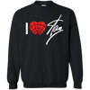 I Love Stan Lee Sweater - Black - Shipping Worldwide - NINONINE