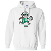 Scary Terry Hoodie V3 - White - Shipping Worldwide - NINONINE