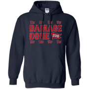Damage Done Hoodie Red Sox Champion 2018