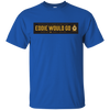 Eddie Aikau Shirt - Royal - Shipping Worldwide - NINONINE