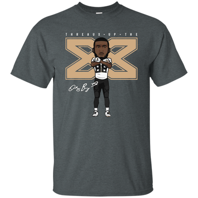 Dez Bryant Saints Shirt - Dark Heather - Shipping Worldwide - NINONINE