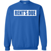 Rents Due Sweater - Royal - Shipping Worldwide - NINONINE