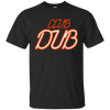 Club Dub Shirt - Black - Shipping Worldwide - NINONINE