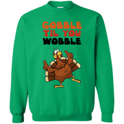 Gobble Til You Wobble Sweater