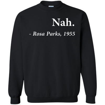 Nah Rosa Parks Sweater - Black - Shipping Worldwide - NINONINE