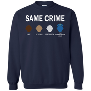 Same Crime Sweater