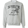 Schrute Farms Bed And Breakfast Est 1812 Sweater - Sport Grey - Shipping Worldwide - NINONINE